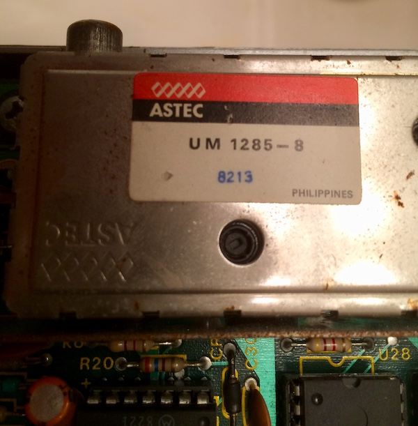 CoCo Astec RF output box
