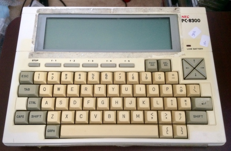 The PC-8300