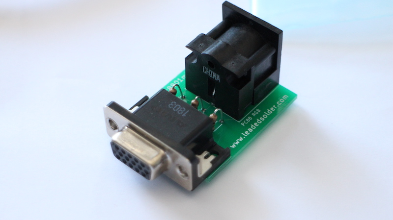 PC88 VGA adapter 1